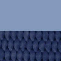 marineblau / hellblau